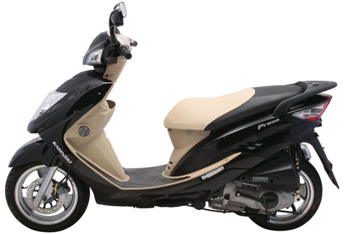 moto scooter kasinski
