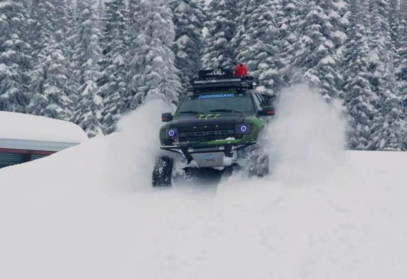 Resultado de imagem para caminhão-guincho de neve