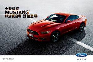 Mustang2015-China