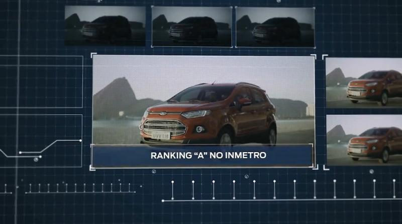 Ford mostra o novo Ecosport 1.6 automático Em vídeo High-Tech ...