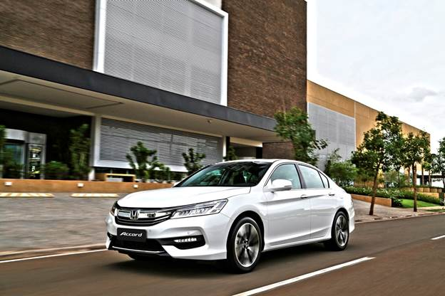 Novo Honda Accord chega às concessionárias - Carro, Moto e Cia