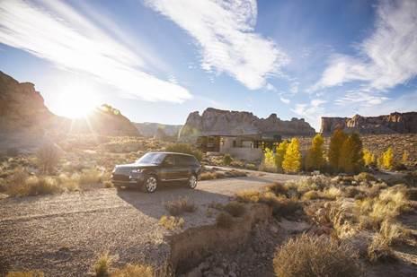 Range Rover e Agência Abercombrie & Kent apresentam a rota de ...