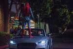 Audi homem aranha