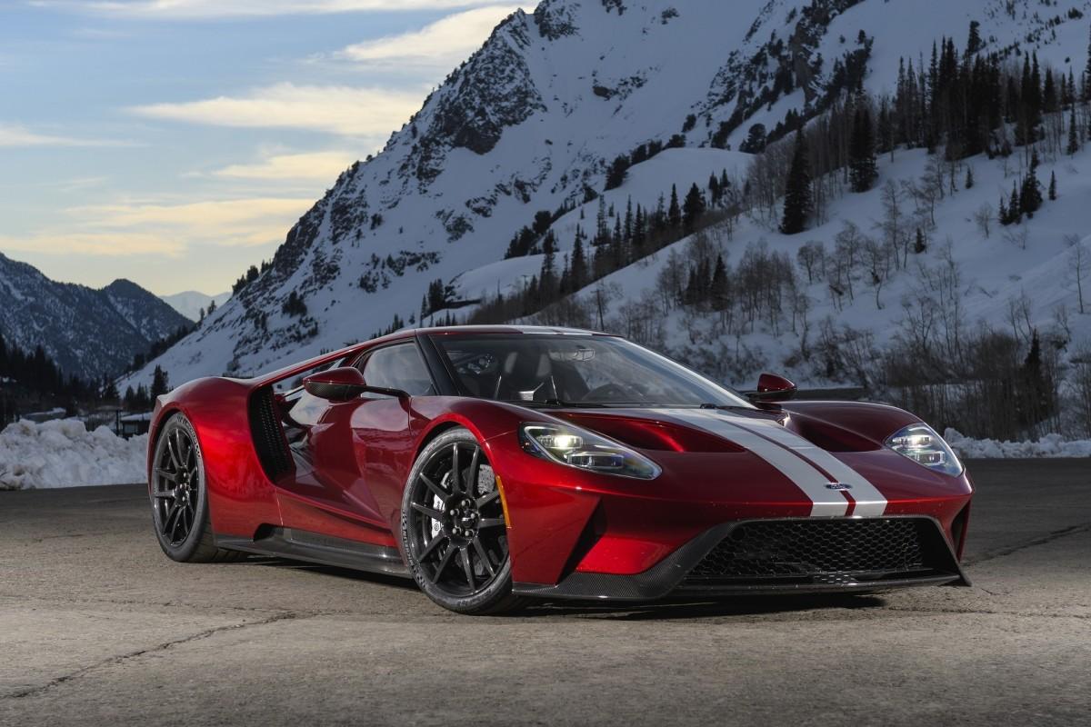 """Ford GT vence """"Car Design Award 2017"""", premiação de maior relevância da área no setor automotivo"""