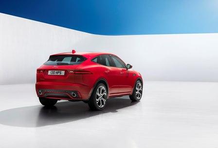 E-PACE da Jaguar será fabricado na Áustria