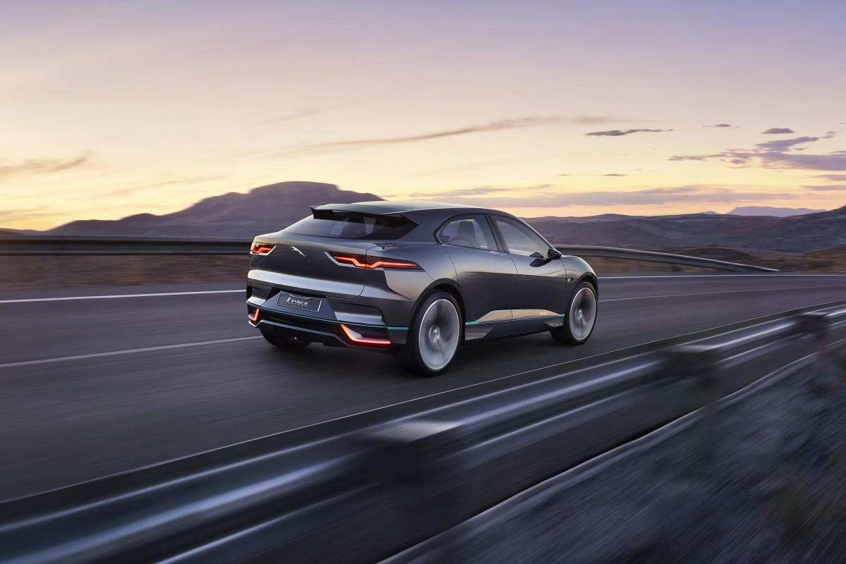 Jaguar I-Pace é eleito o veículo conceito mais significativo de 2017