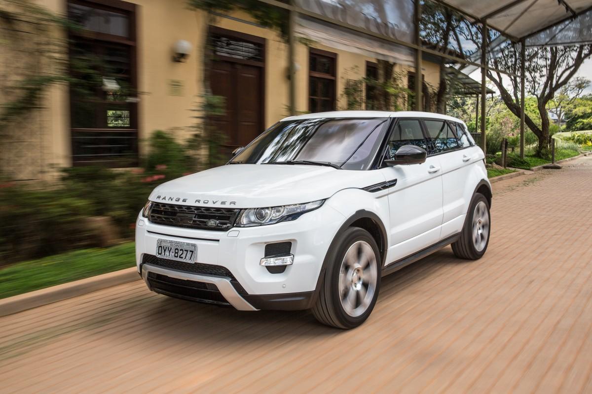 Veículos nacionais da Land Rover estão com taxa de jurus zero no financiamento e bônus na troca de seminovo