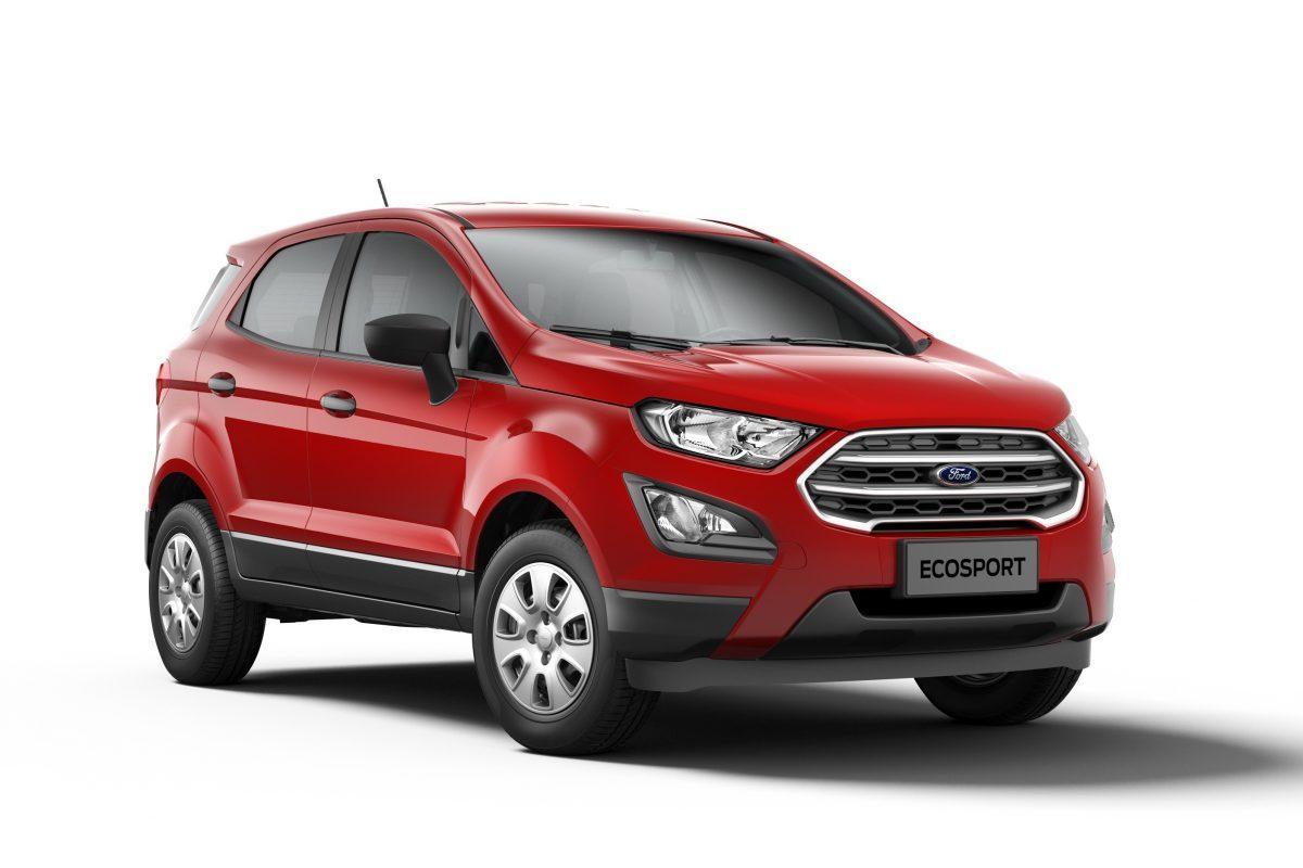 Ford lança o Ecosport SE Direct 1.5 AT, nova versão para venda direta e pessoas com deficiência