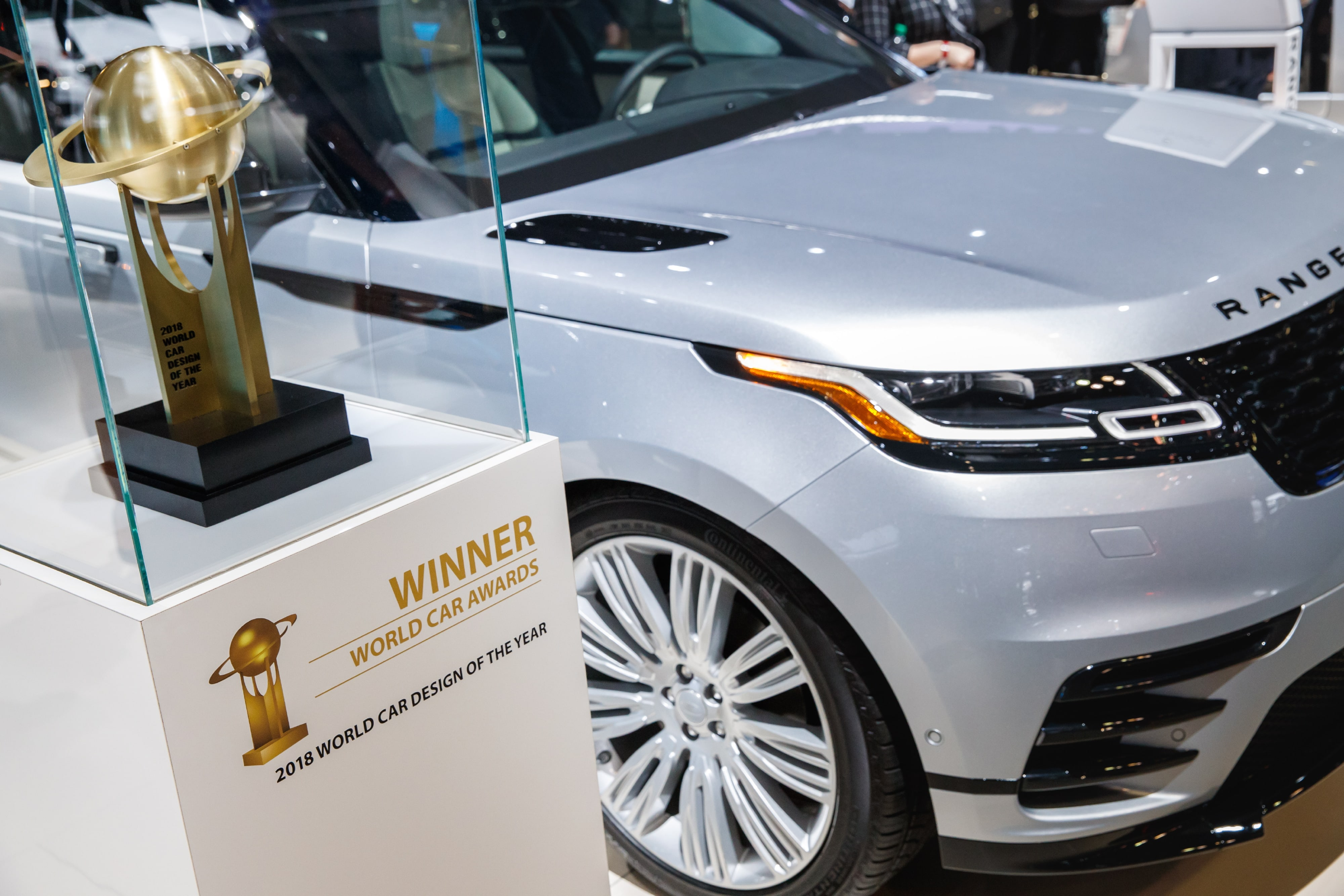 Range Rover Velar E Eleito O Carro Mais Bonito Do Mundo Carro Moto E Cia