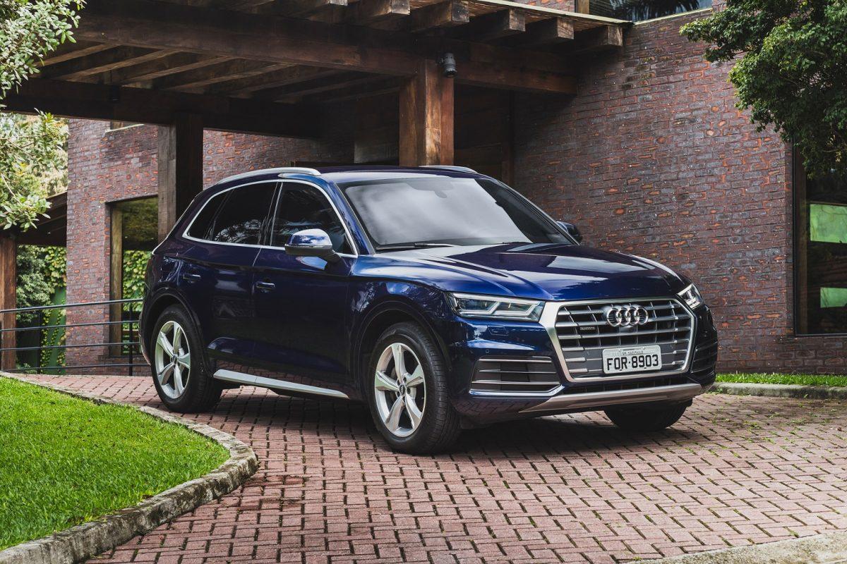 Audi do Brasil lança campanha publicitária do SUV Q5 estrelada por Isabelle Drummond