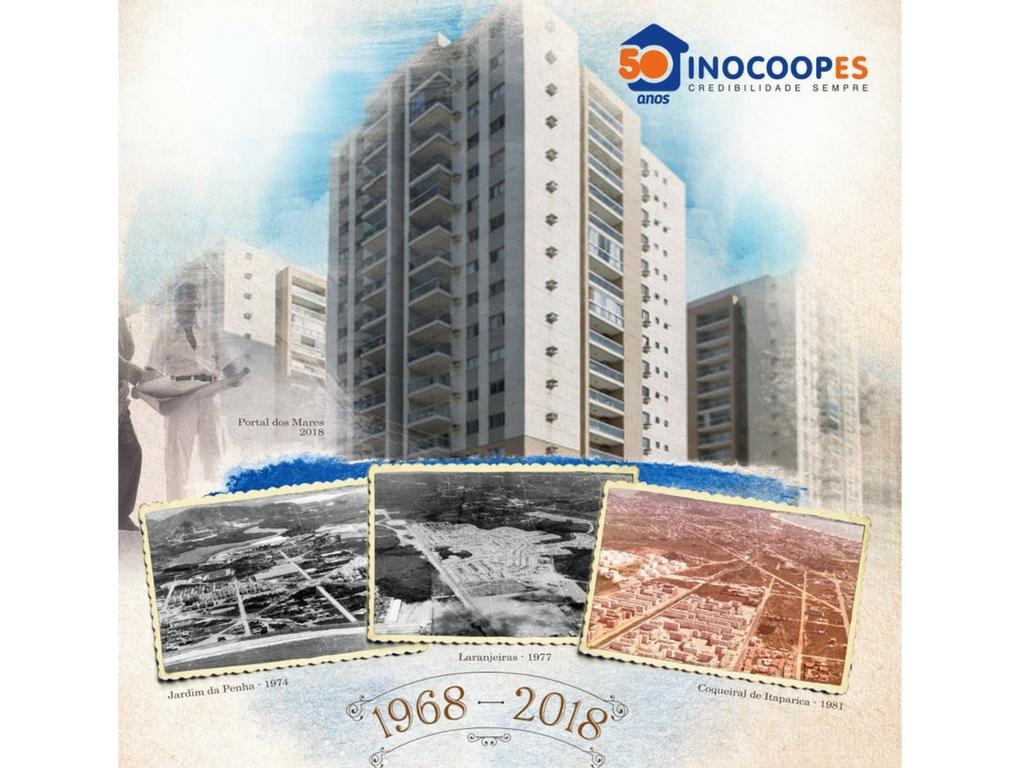 Inocoopes, há 50 anos construindo a história da Grande Vitória