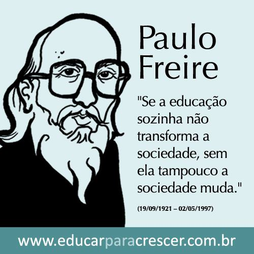 paulo freire paper Paulo freire is a brazilian educator and philosopher who is best known for his literacy method based on conscientization and  this paper attempts to identify such.
