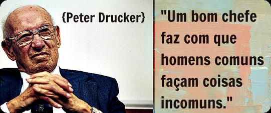 Drucker Em 10 Lições A Eficácia Da Administração Gestão