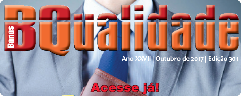 Banas Qualidade – Edição de Outubro – acesse grátis