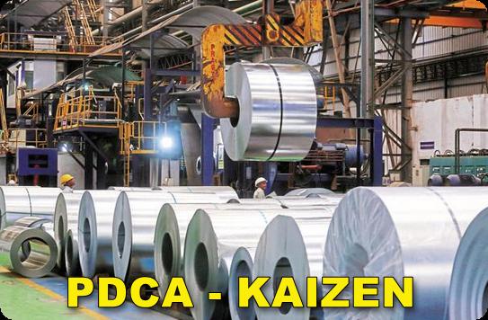 Gerenciamento via PDCA – a eficácia na gestão.