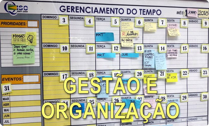 5 dicas para ser mais organizado no trabalho – De olho na produtividade.