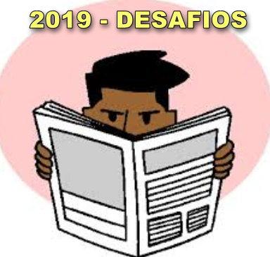 2019 – Nunca é tarde para Sonhar!