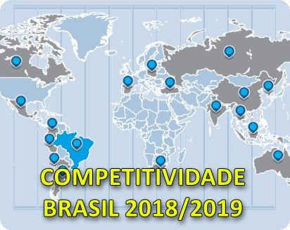 Competitividade Brasil 2018/2019 – Pesquisa CNI