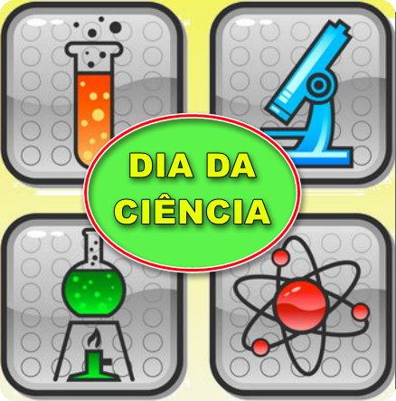 Dia Nacional da Ciência  – 8 de julho