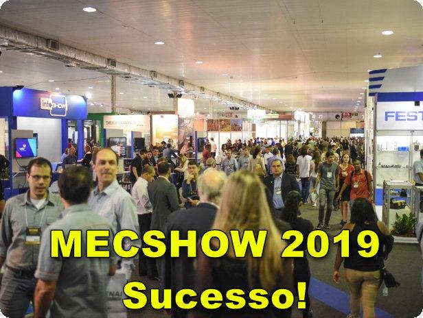 MECSHOW 2019 – Sucesso pleno da melhor feira do ES