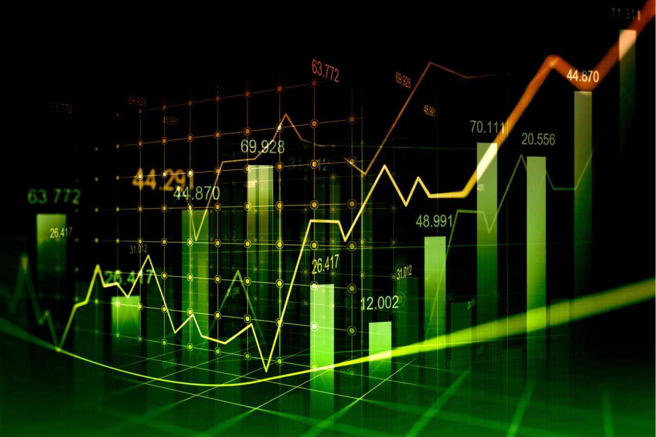 Ibovespa fechou em alta de 1,94% no mês