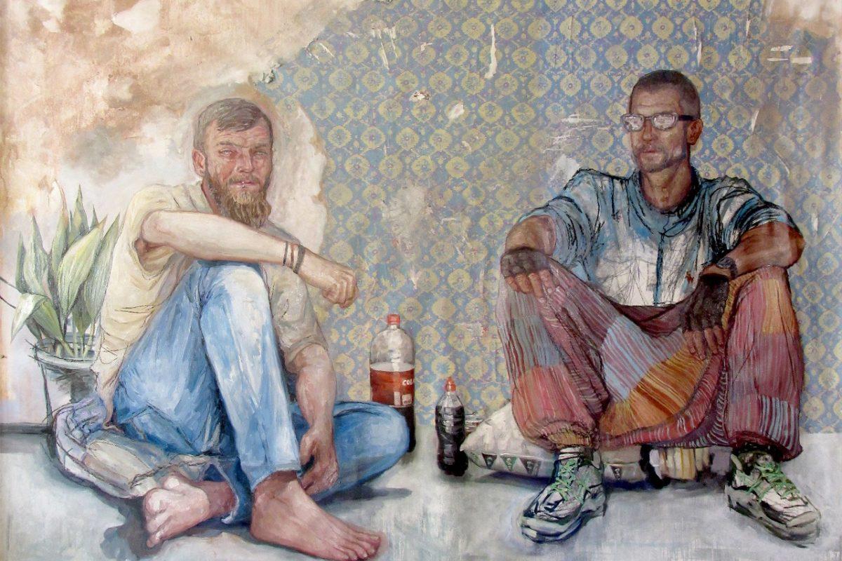 Reflexão sobre a efemeridade marca pinturas em Exposição 20/20
