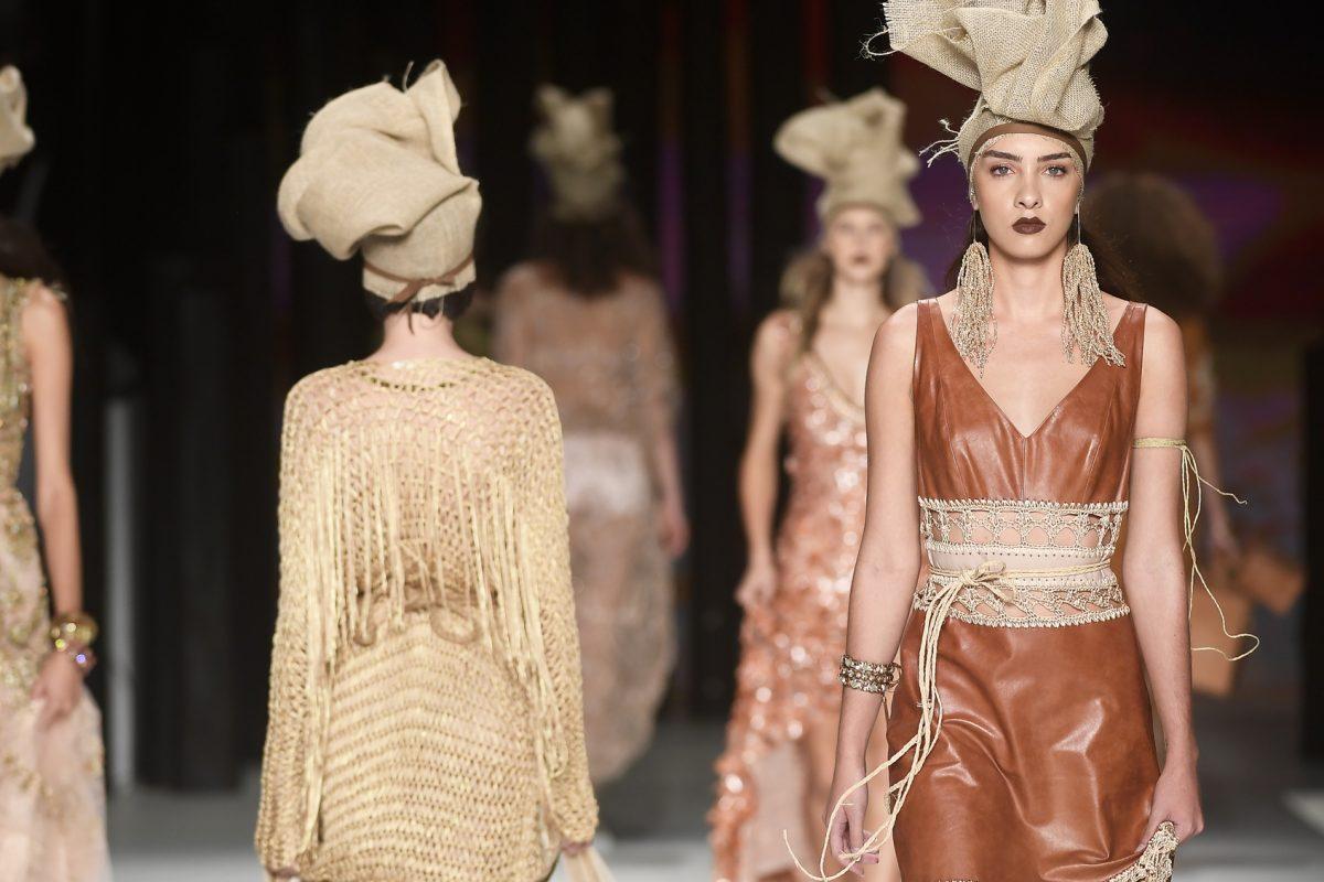 Minas Trend: modelos capixabas brilham na semana de moda ...