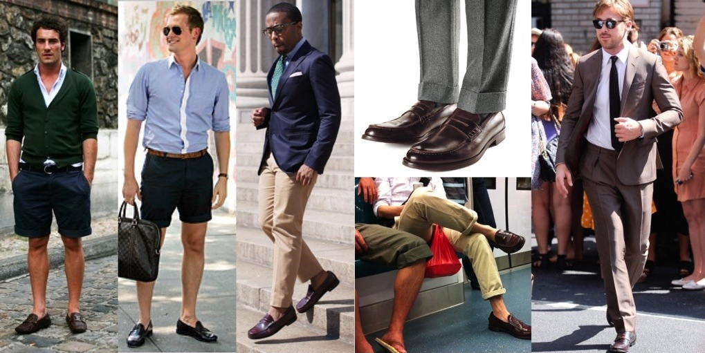 c5217076bc O fato de ser liso não quer dizer que um calçado é melhor. As meias sempre  seguem o tom dos sapatos. Se eles forem pretos