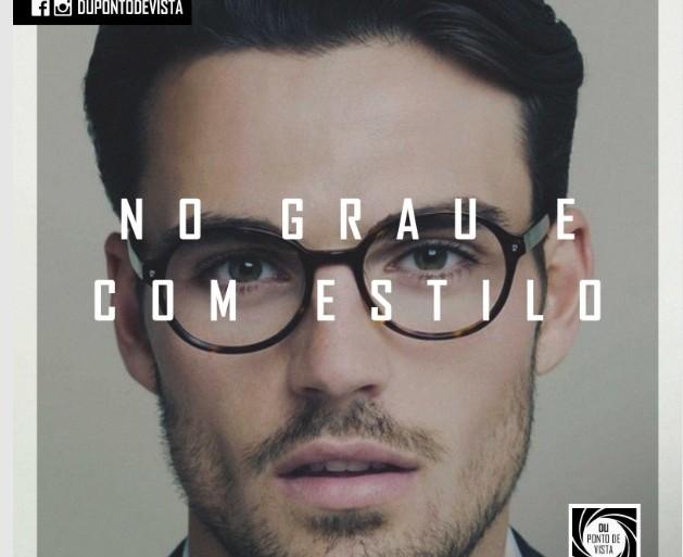 62e74363a2427 Acessório muitas vezes discriminado e mantido à distância por muitos, os  óculos de grau, atualmente, ganham destaque e potencializam o rosto  masculino.
