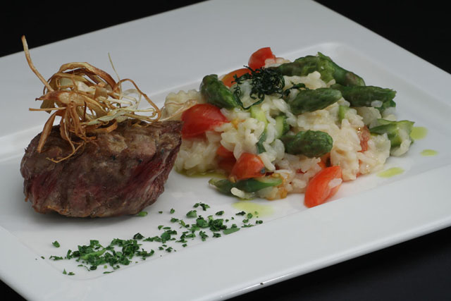 Sorteio de pratos italianos contempor neos no restaurante - Restaurante argos ...
