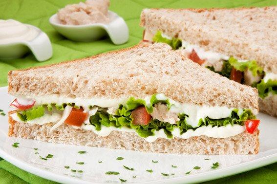 Sanduiche delícia de verão - Espaço Gourmet