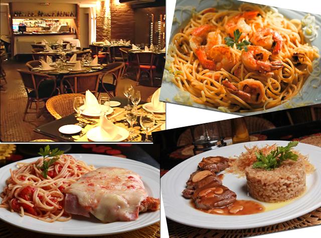 Sorteio: jantar para dois com direito a entrada, prato principal, uma ...