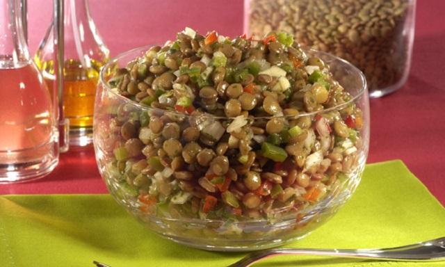 receita-salada-morna-lentilha