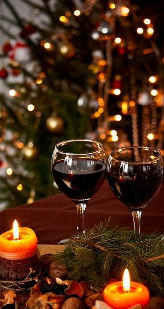 vinho natal
