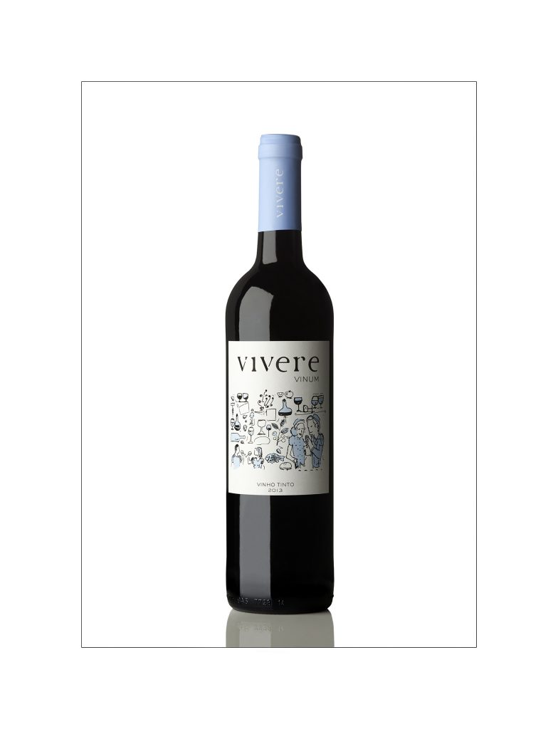 Vivere Vinum Red 2013 - Tinto -Wine Ventures