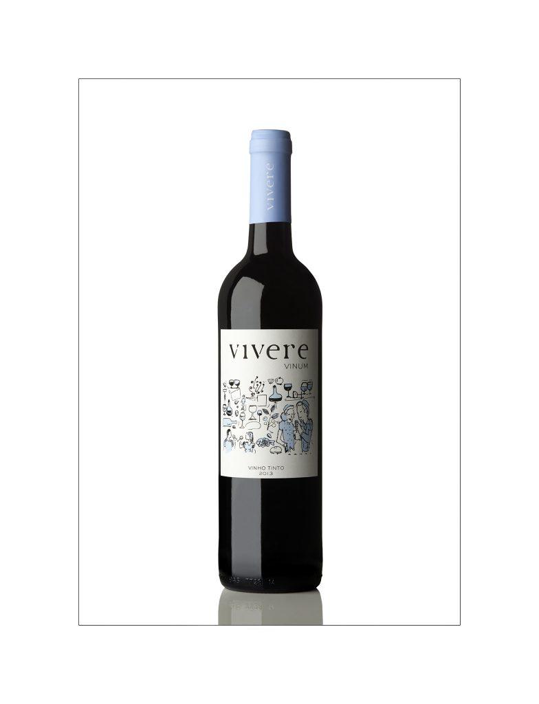 Vivere Vinum Red 2013 - Tinto -Wine Ventures