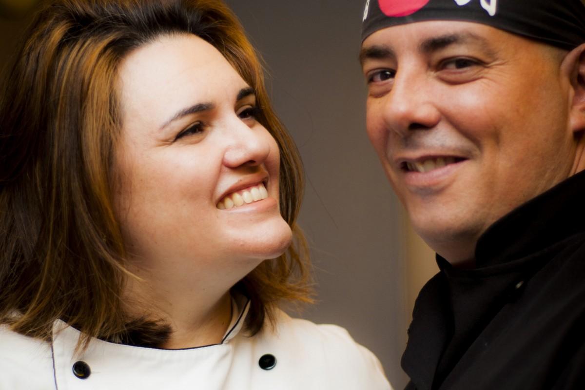 Anna e Marcus Arreguy