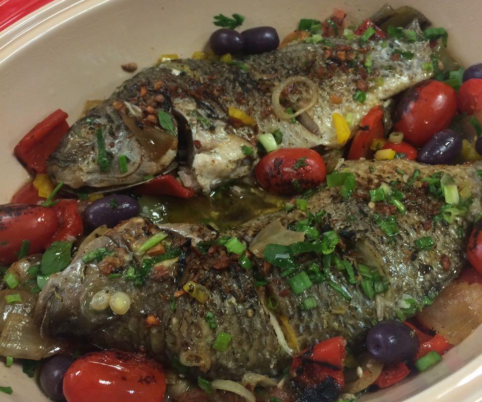 peixe a provençal
