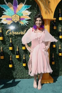 MIAMI, FL - MARCH 04: Vanessa Kay attends the Third Annual Veuve Clicquot Carnaval at Museum Park on March 4, 2017 in Miami, Florida.  (Photo by John Parra/Getty Images for Veuve Clicquot)