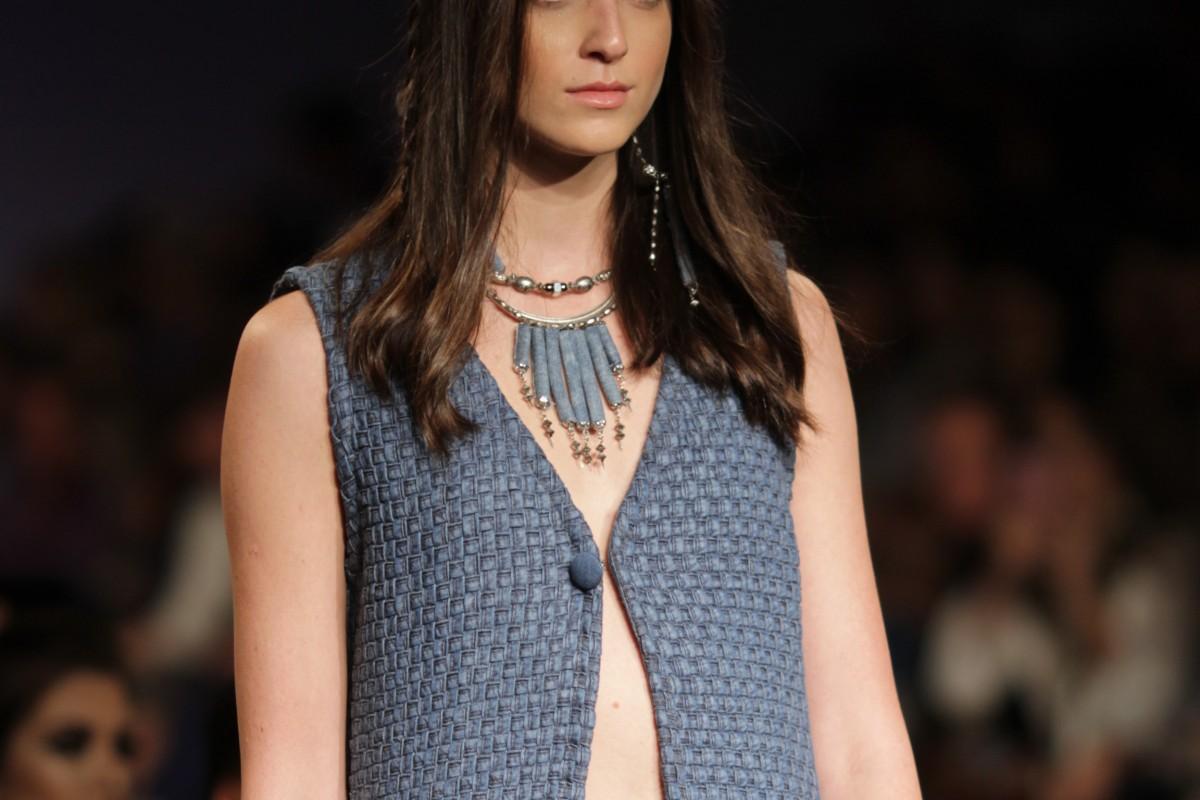 Zinsk se inspira no mundo contemporâneo no Vitória Moda