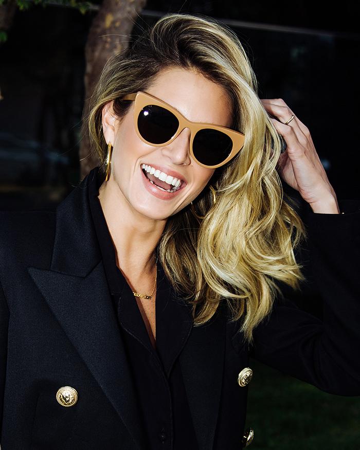 Coleção de óculos Helena Bordon na flagship Karol Gratz cf6ce6a81f