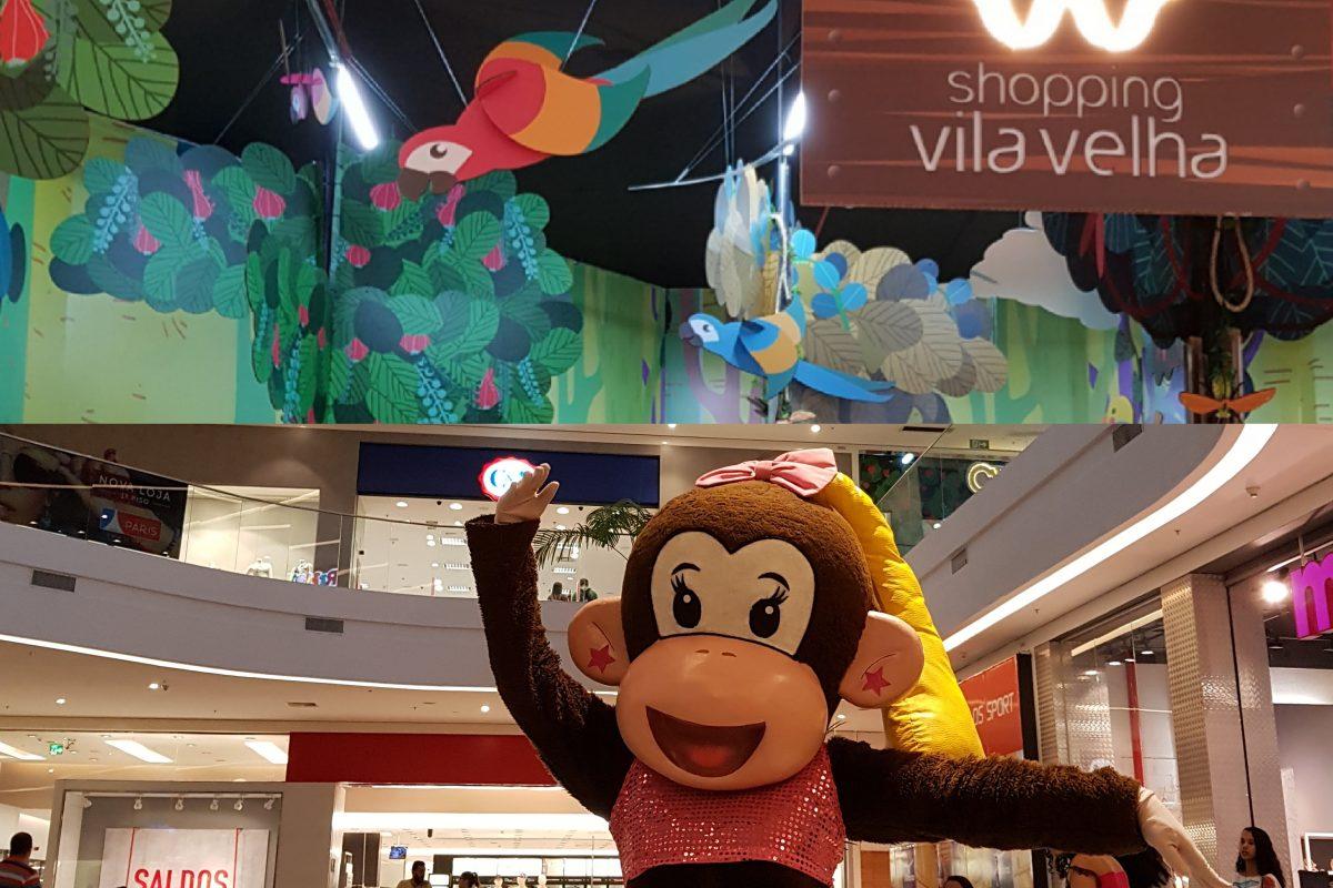 Macakids no Clubinho do Shopping Vila Velha