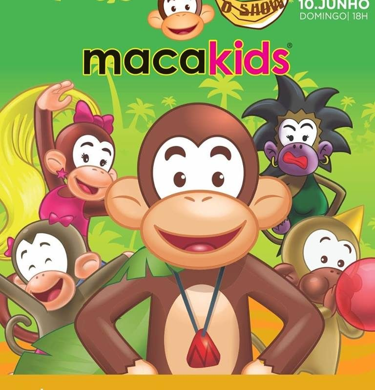 Macakids – O show