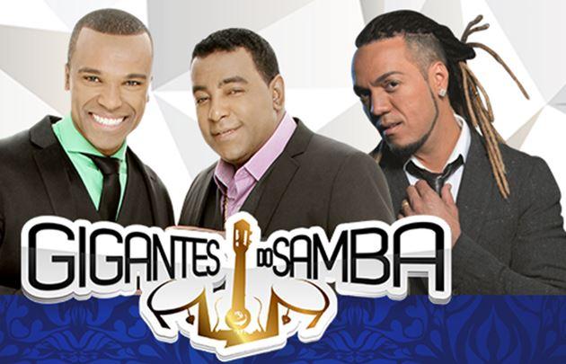 Belo é o reforço dos 'Gigantes do Samba' em 2016 - Na Balada