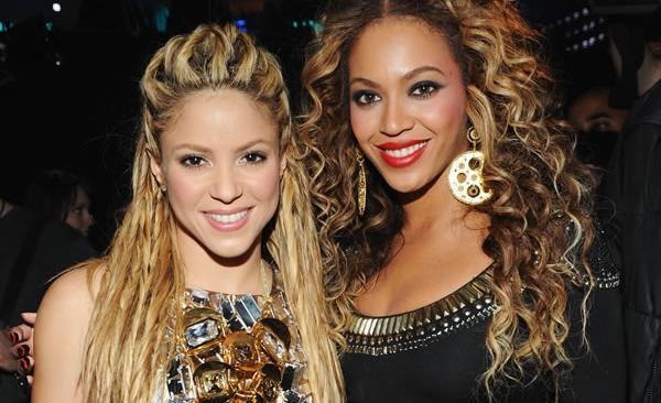 Shakira diz que prefere Beyoncé a Adele - Na Balada