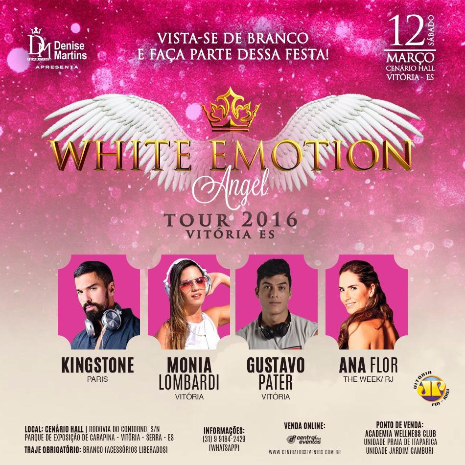 White Emotion DJ Paris