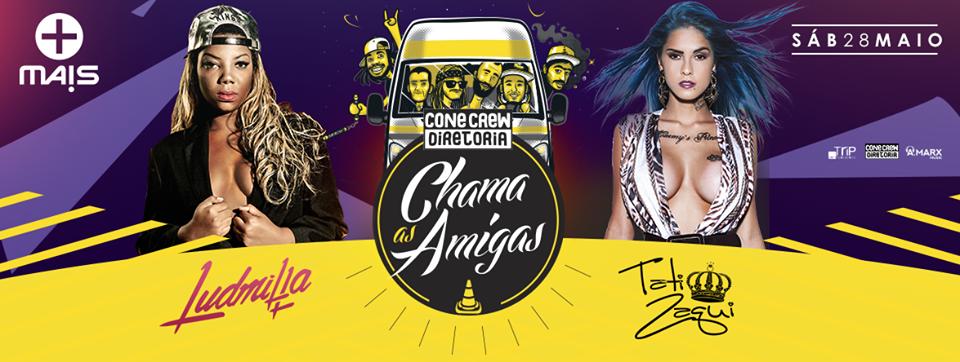 Fim de semana com Funk e Rap em Guarapari - Na Balada