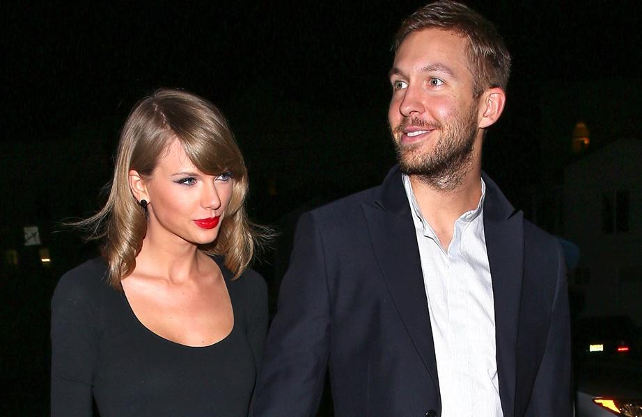 Taylor Swift pode ter traído o ex- namorado Calvin Harris