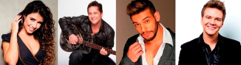 Sertanejos dominam as indicações ao Grammy Latino
