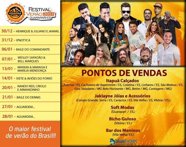 Festival de Verão Pedreira